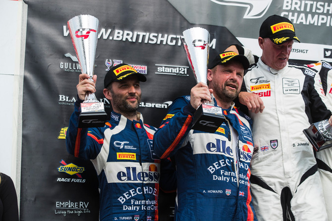 Beechdean AMR on the podium again!
