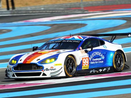 European Le Mans Series at Paul Ricard