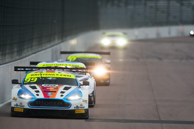 Championship position retained at Rockingham