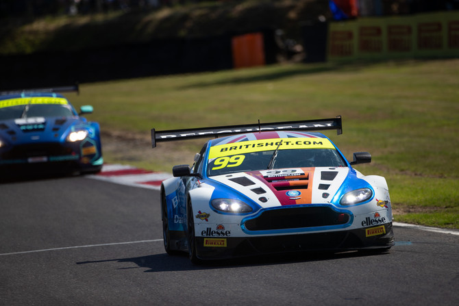 Beechdean AMR working to maintain upward momentum at Donington