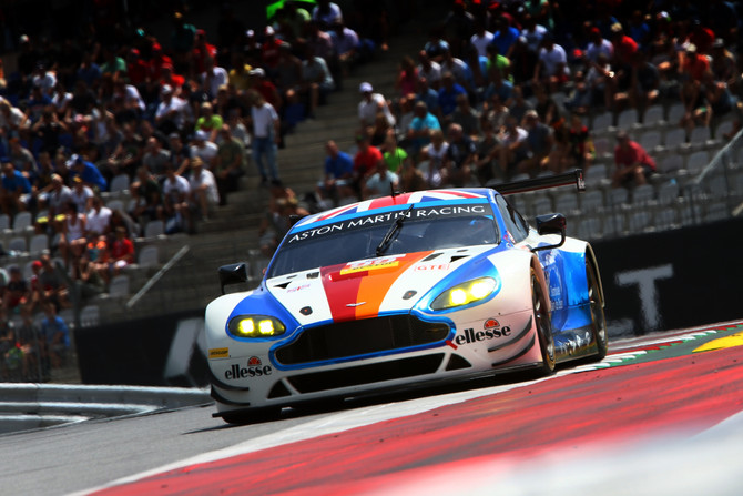 Beechdean AMR returns to British GT