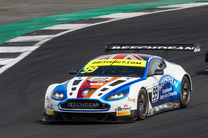Brands Hatch beckons for next British GT round