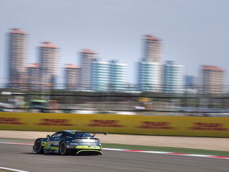 Shanghai race report