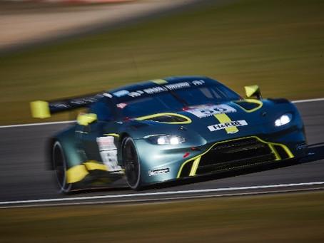 Turner makes Vantage GT3 Nordschleife debut