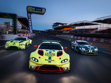 Onwards to Le Mans for Turner