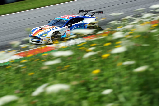 European Le Mans Series season complete