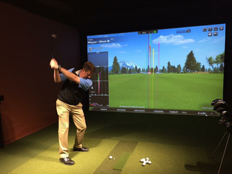 Grant Griffiths Golf Indoor Lessons Philadelphia