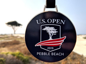 Grant Griffiths - Journey to the 2019 U.S. Open at Pebble Beach