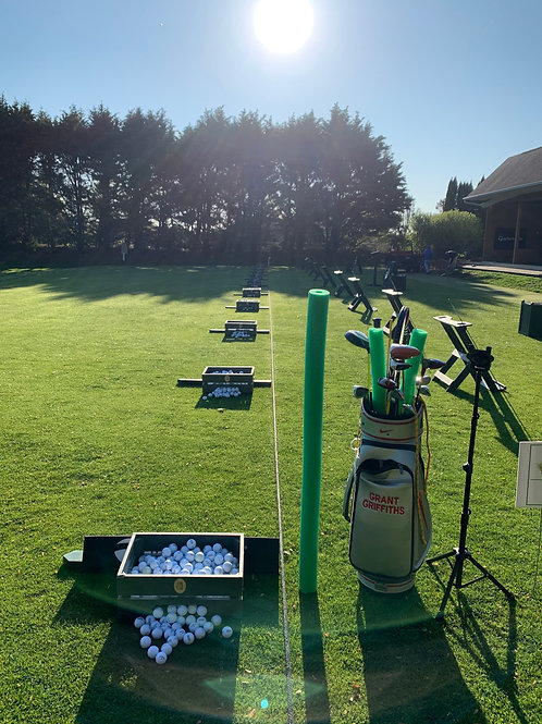 Adult One-Hour Golf Lesson