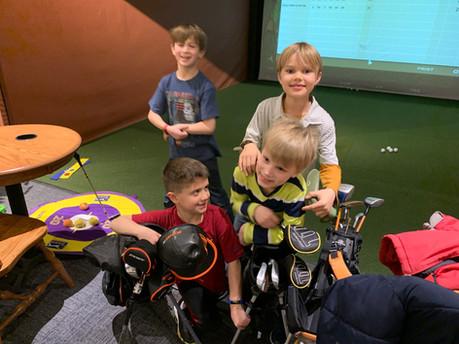 Grant Griffiths Golf Junior Clinics Philadelphia