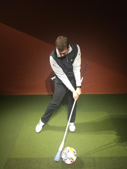 Grant Griffiths Golf Beginner Golf Drills