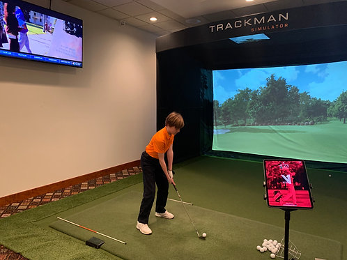 Junior One-Hour Golf Coaching