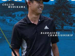 Colin Morikawa First Win on PGA Tour