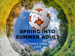 Junior and Adult 'Spring into Summer' Packs 2020