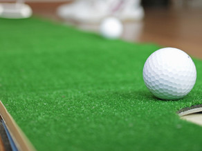 3 Tips to Keep Your Golf Game Sharp at Home
