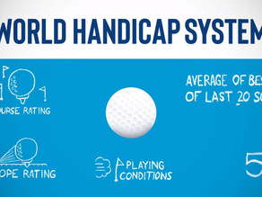 World Handicap System Top 5