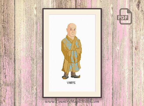 Varys Cross Stitch Pattern #got005