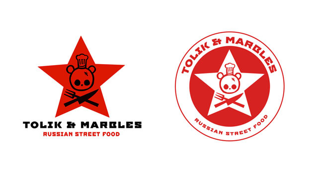 Tolik & Marbles Russian Street Food