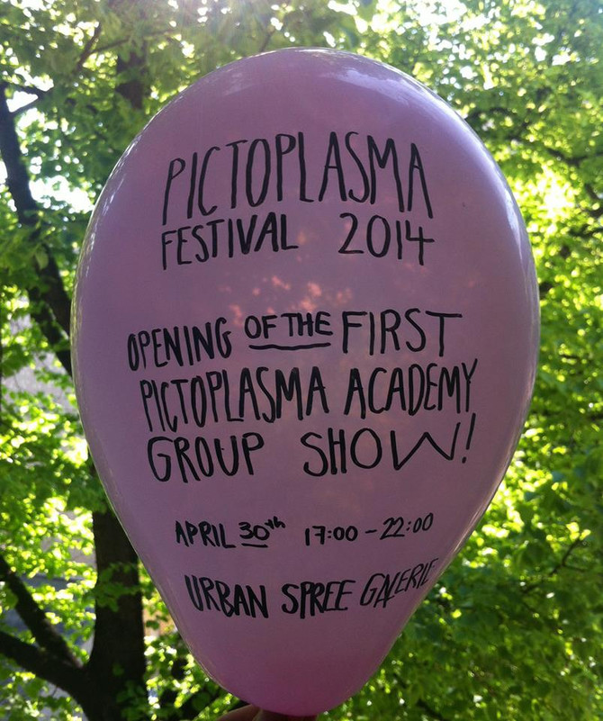 Pictoplasma Academy Show!