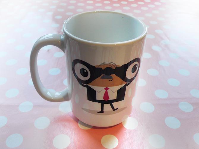 What a mug!