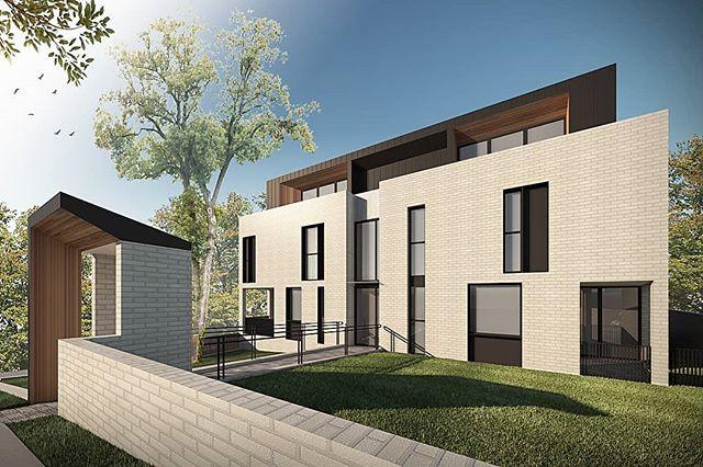 Multi-residential scheme in Sydney's leafy Killara.