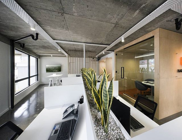 Workplace Architecture by our Design Studio
