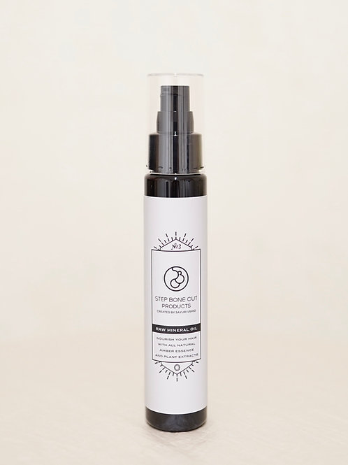 SBCP RAW MINERAL OIL