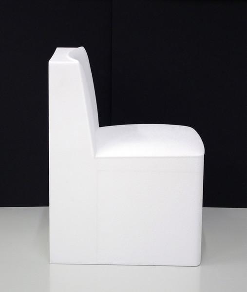 Stamp chair model 07 by Alejandro Valdes