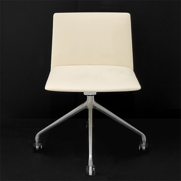 Stamp chair model 013 by Alejandro Valde