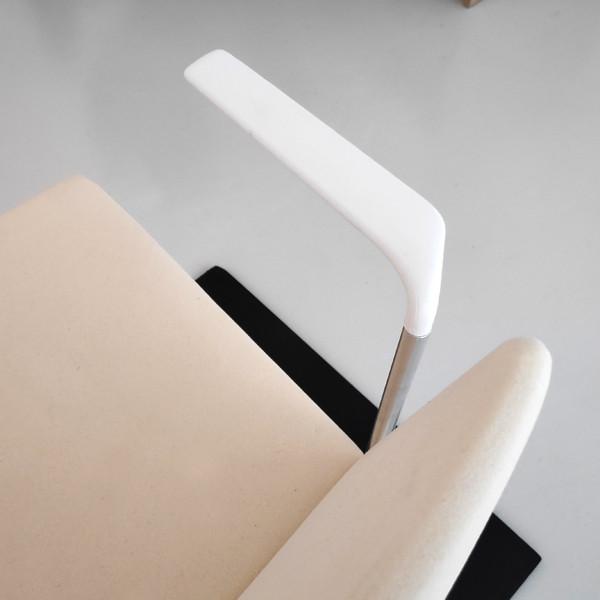 Stamp chair model 24 by Alejandro Valdes