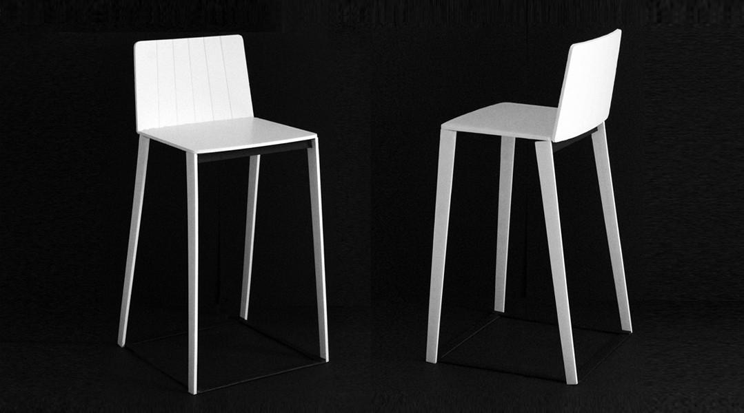 Segis Stamp stool by Alejandro Valdes 01