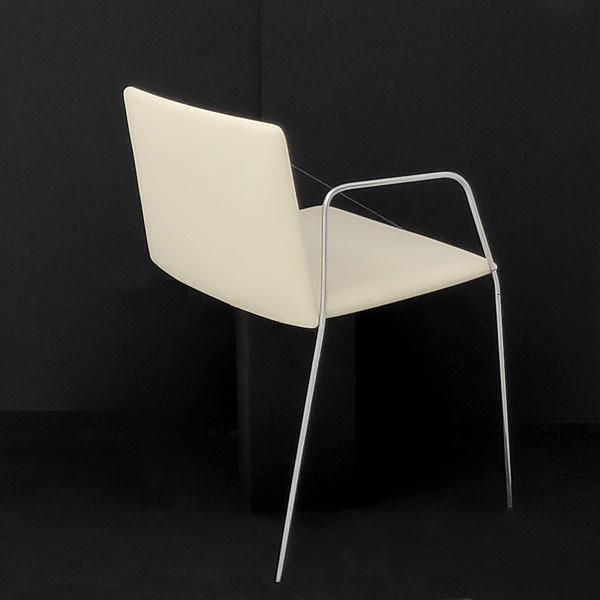 Stamp chair model 014 by Alejandro Valde