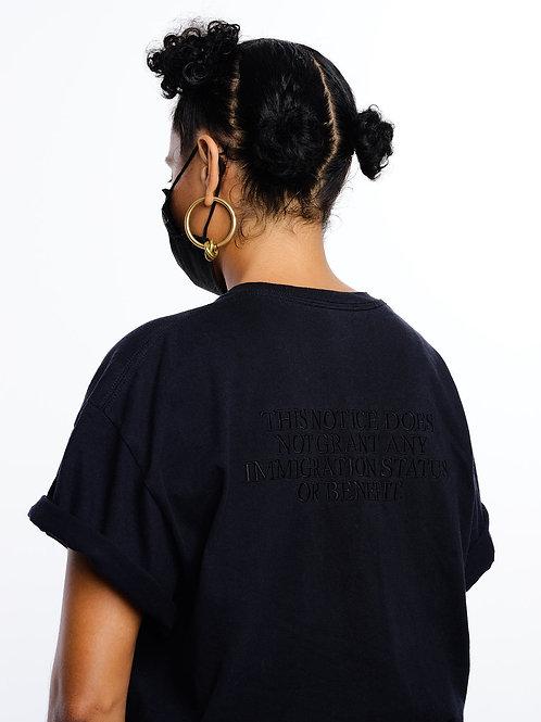 """Scar tissue"" T-shirt"