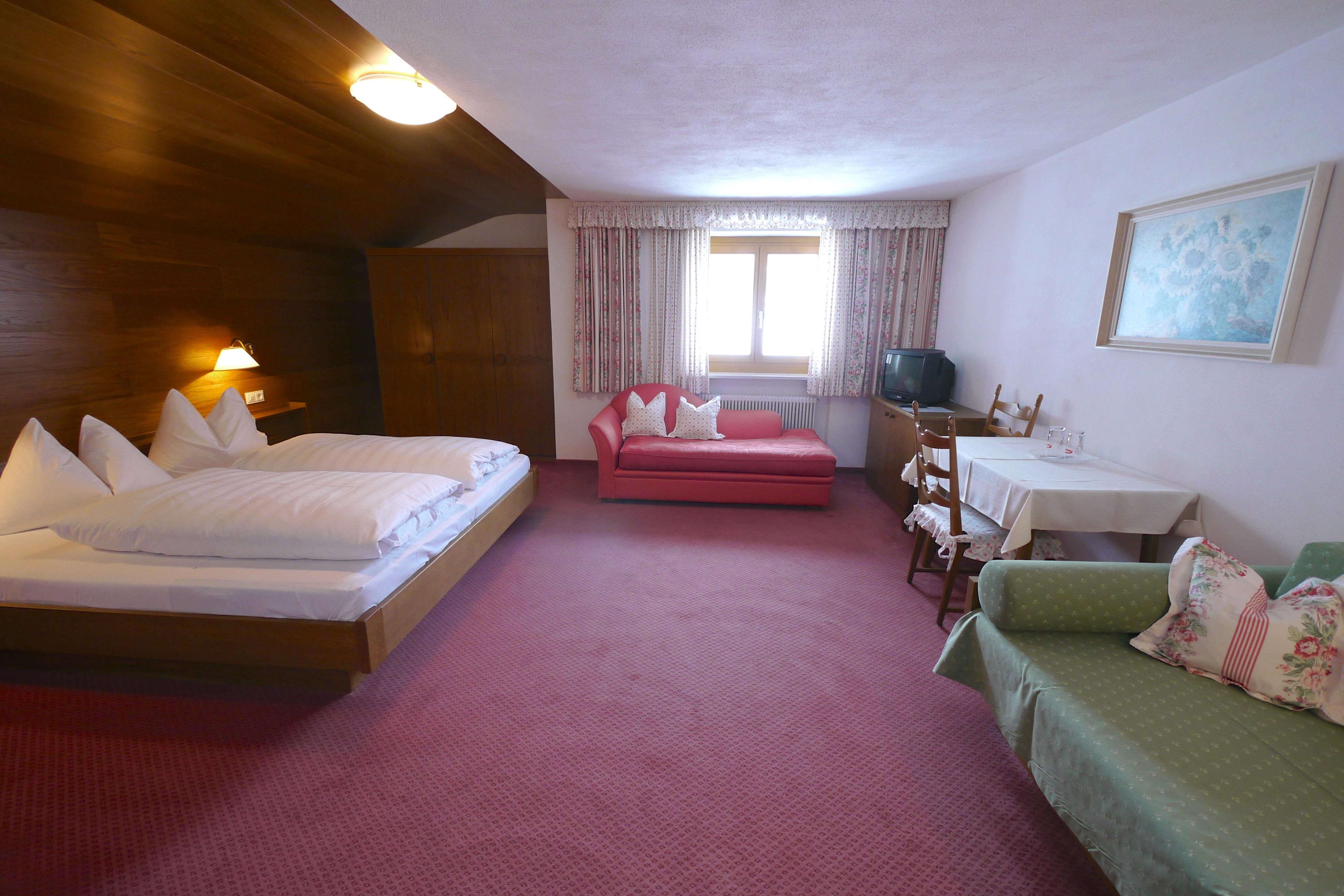 Comfort Zimmer Lech Schrofenstein