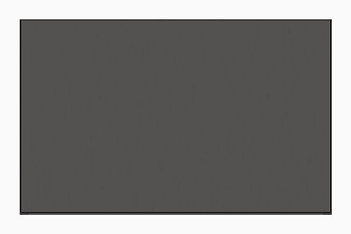 Caisson du haut porte relevante standard | GRIS FONCÉ