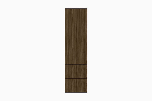 Caisson pleine hauteur 1 porte et 2 tiroirs | GALANT