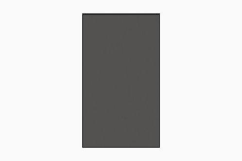 Caisson du bas poubelle | GRIS FONCÉ