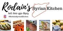 Rodain's Syrian Kitchen