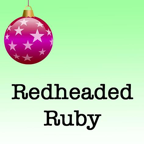 Redheaded Ruby