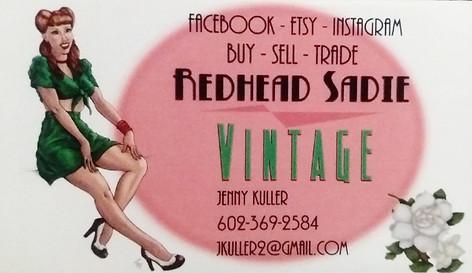 Redhead Sadie Vintage