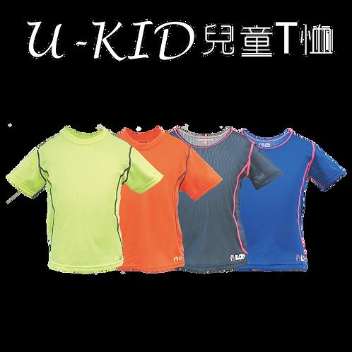U.CR+ 兒童T恤