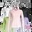 Thumbnail: U.CR+ 女款休閒運動V領衫