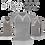 Thumbnail: U.CR+ PP mesh short sleeve超輕量網洞內衣-短袖