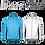 Thumbnail: U.CR+ 超輕量負離子防風外套(單色 後收納袋款)