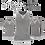 Thumbnail: U.CR+ PP  mesh  超輕量無縫網洞內衣-背心