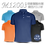 Thumbnail: U.CR+ 男款休閒運動POLO衫-單色素面