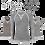 Thumbnail: U.CR+ PP mesh long sleeve super light 超輕量無縫網洞內衣-長袖