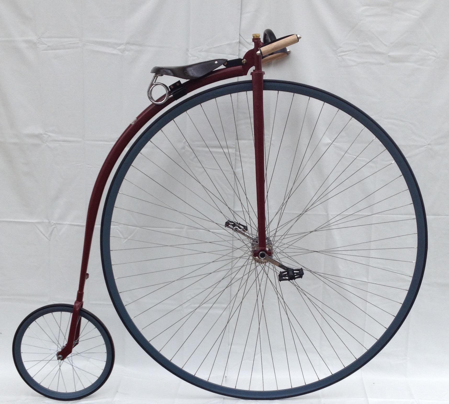 Highwheel Bicycle For Sale | Penny Farthing Dan