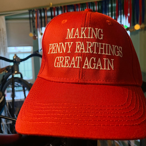 MPFGA lucky red hat