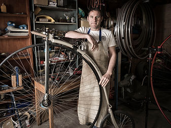 Buy an Australian handbuilt Highwheel replica